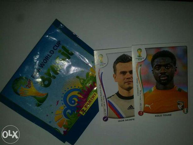 Cromos Fifa World Cup Brasil