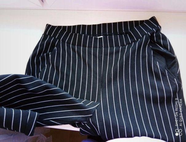 Spodnie paski H&M 36/S
