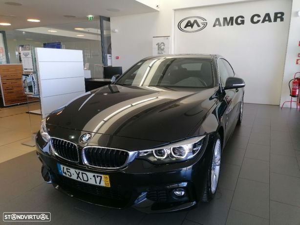 BMW 420 Gran Coupé d Pack M Auto