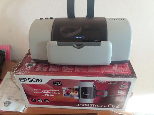 Струйный принтер Epson c62