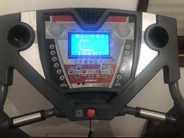 Passadeira electrica BH fitness ctv advance