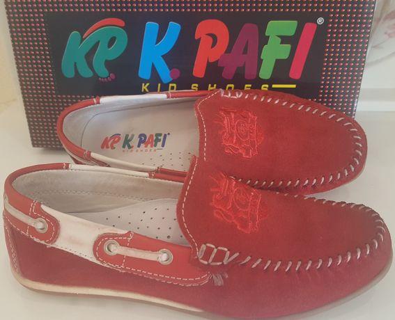 Мокасины детские KP K.PAFI размер 32