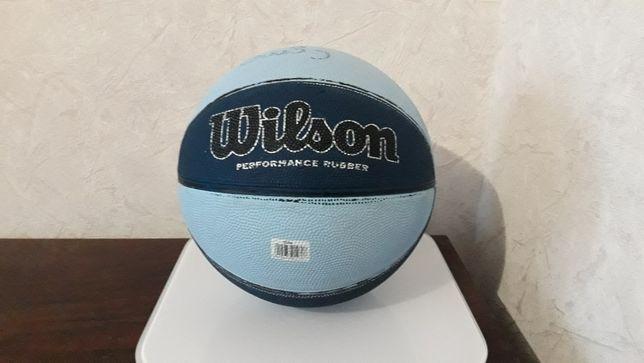 Баскетбольный мяч Wilson оригинал, стандарт в хорошем состоянии