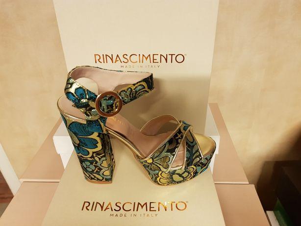 Sandał Rinascimento Made In Italy!