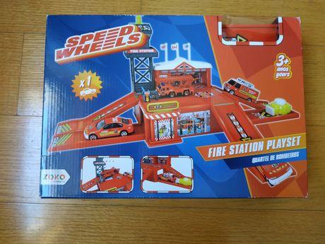 Estação de bombeiros Speed weels