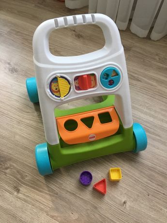 Ходунки толокар сортер fisher price / фишер прайс