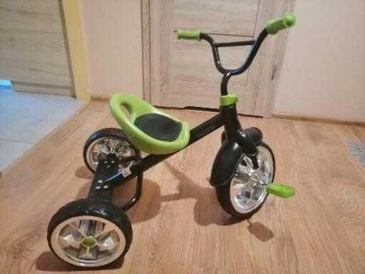 Rowerek 3-kolowy z siedziskiem