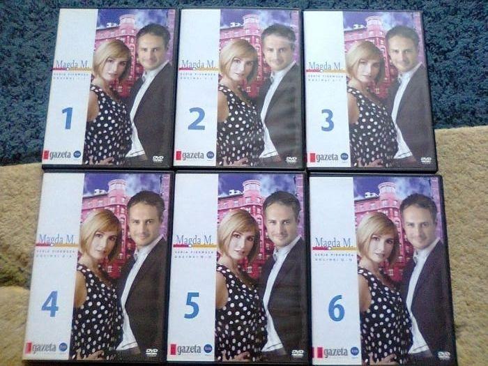 Magda M sezon 1 film DVD Łaszczówka - image 1