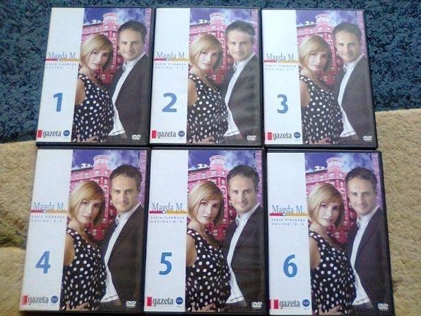 Magda M sezon 1 film DVD