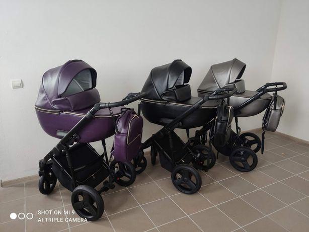 НОВИНКА!Нова дитяча коляска Adamex Roxy,як Anex2в1