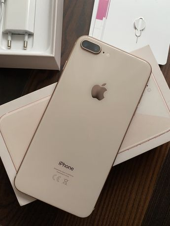 Jak nowy iPhone 8 Plus 256 GB Gold