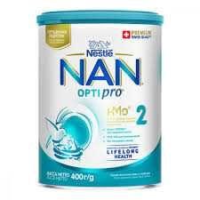 Продам детскую молочную смесь нан оптипро 2