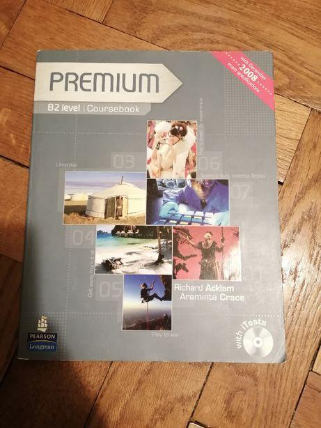 Premium B2 level Coursebook Longman