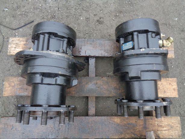 Silnik hydrauliczny Hydromotor ze zwolnica Poclain Hydraulics MS08