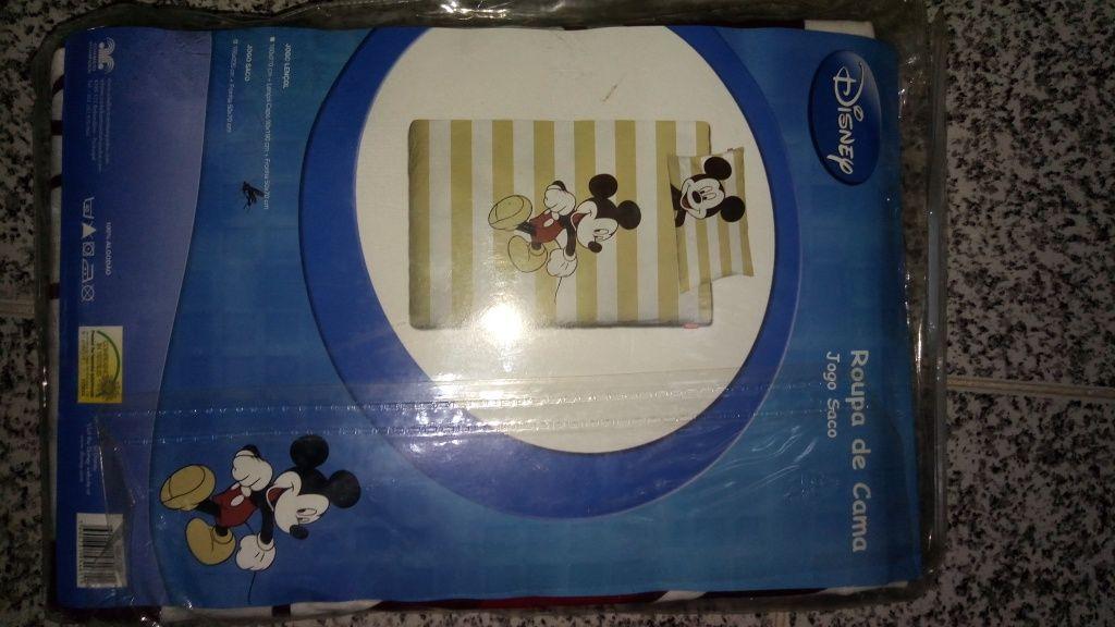 Jogo cama Disney novos