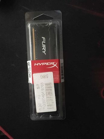 Kingston hyperx DDR4 8gb 2133