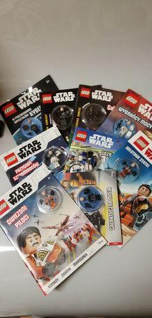 Lego Star Wars figurki+komiksy Okazja