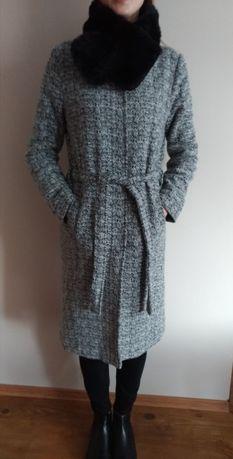 Płaszcz zimowy damski C&A r.40