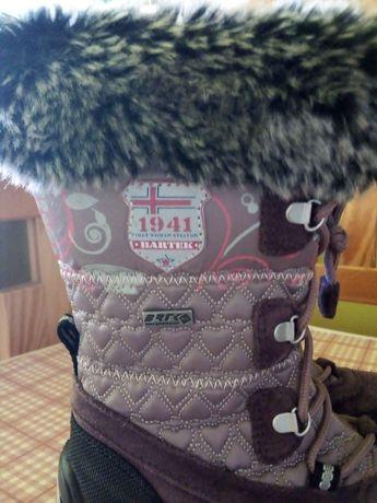 Buty zimowe firmy Bartek rozmiar 28