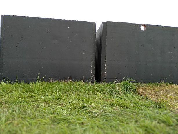 Zbiornik na gnojowicę szambo lub deszczówkę szamba betonowe 10m3 rolny