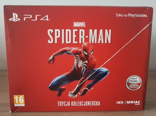 Spider-Man Ps4 edycja kolekcjonerska Nowa!