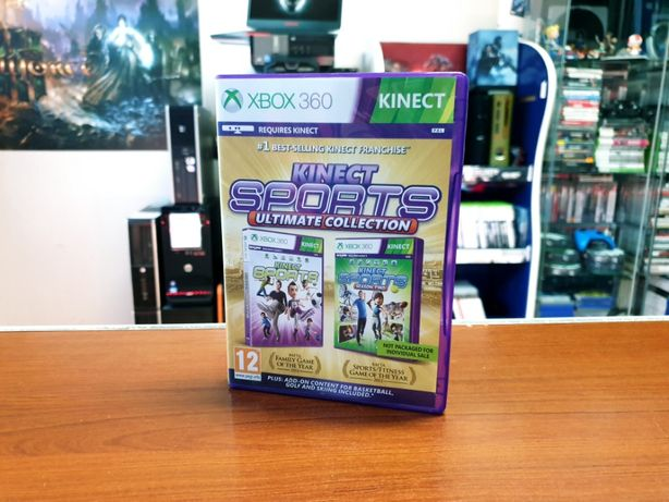 Gra na Xbox 360 Kinect sports ultimate collection