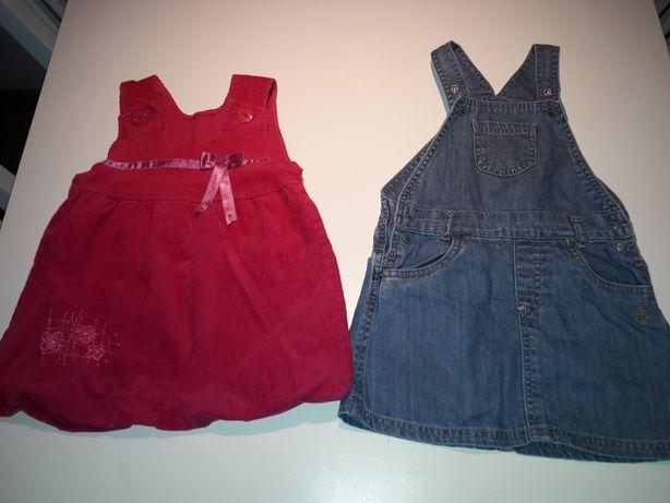 Sukienka galowa czerwona 86