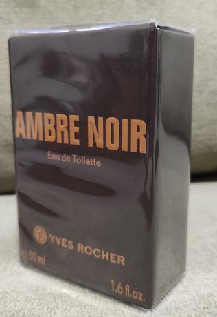 Продам туалетную воду Yves Rocher Ambre Noir Ив Роше Черная Амбра 50мл