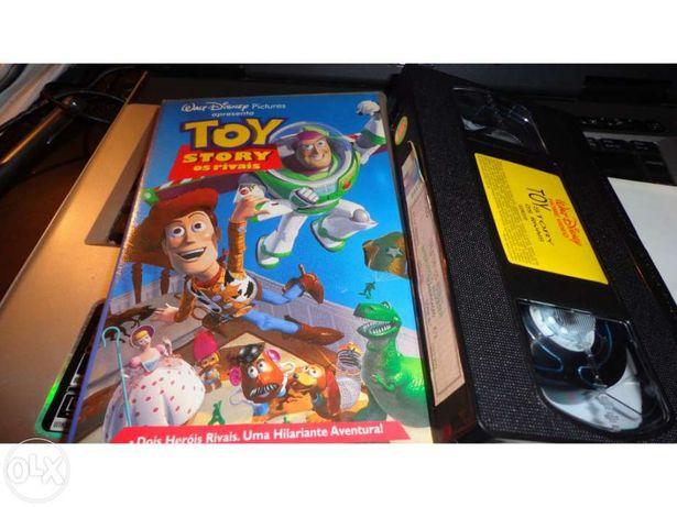Vha - Filme do Toy - Os Rivais