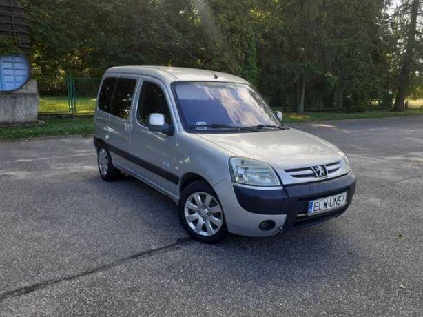 Peugeot Partner Husky