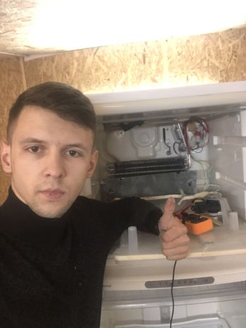 Ремонт холодильников на дому .Недорого.