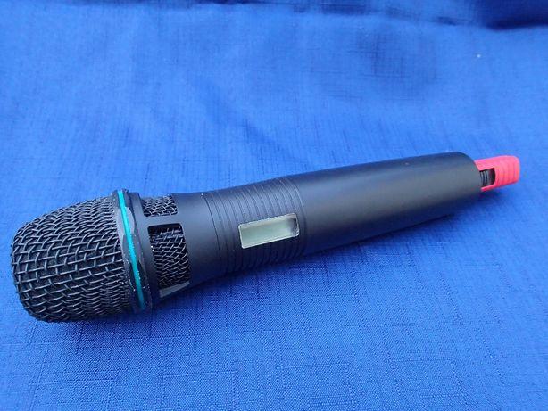 Mikrofon pojemnościowy bezprzewodowy! MIPRO ACT-5H + baza ACT 717