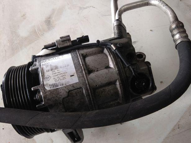 Compressor de ar condicionado Renault laguna 2.0 DCI de 2011