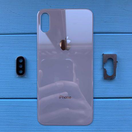 Задняя крышка IPhone Х! В наличии цвета Black White