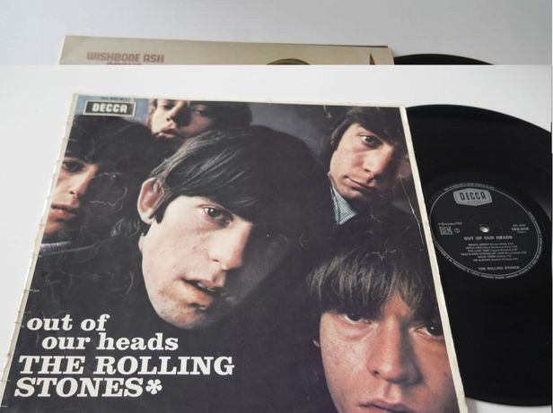 Płyta winylowa - Rolling Stones - Out of our Heads - 1Press 1965
