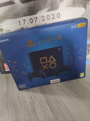 PS4 Playstation 4 limitowana Days Of Play Blue nowa zaplombowana
