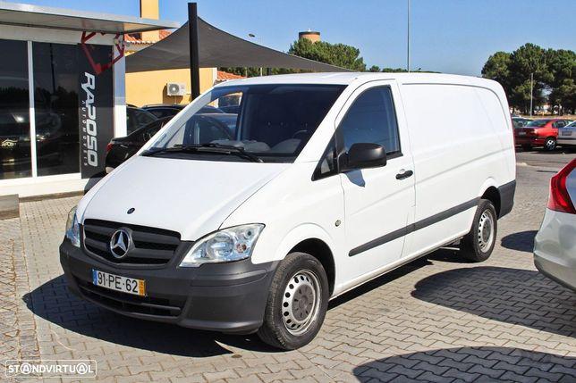 Mercedes-Benz Vito 110 CDi/32 Worker