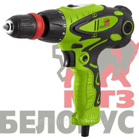 Сетевая дрель-шуруповерт(электрошуруповерт) Белорус ДЭ-1300