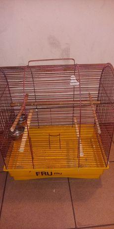 Klatke sprzedam dla Papug