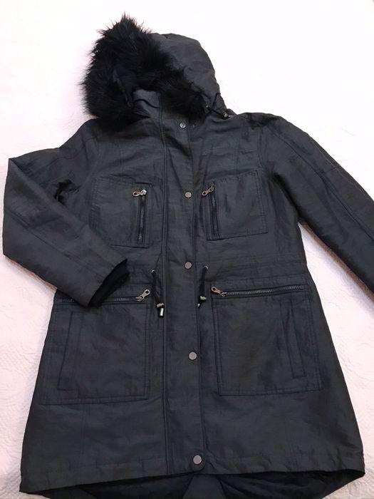 Куртка Парка жіноча M&S Англія стан нової 40 розмір Львов - изображение 1
