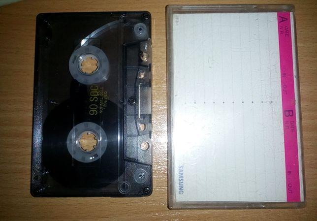 Аудиокассета Samsung SQC 90