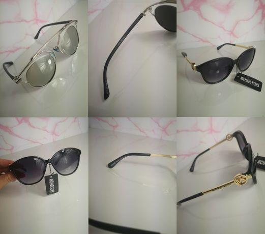 Okulary przeciwsłoneczne Michael Kors Mk Dior nowe premium