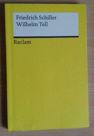 """Książka po NIEMiecku - """"Reclam"""" Friedrich Schiller, Wilhelm Tell"""