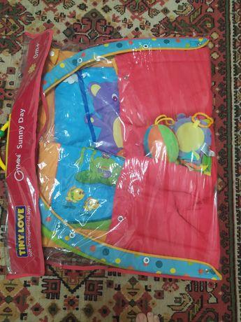 Детский Игровой коврик ,Tiny love