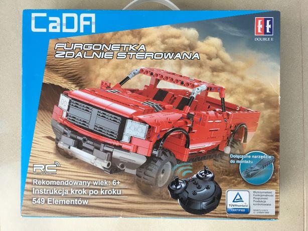 CaDA Furgonetka zdalnie sterowana C51005W Klocki NOWA pickup
