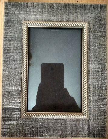 Фоторамка рамка для фото якісна і стильна, графіт 17х22, 14х9