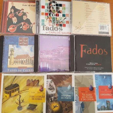 cd Fado música popular portuguesa