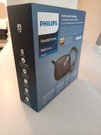 Philips PH805BK - słuchawki bezprzewodowe ANC