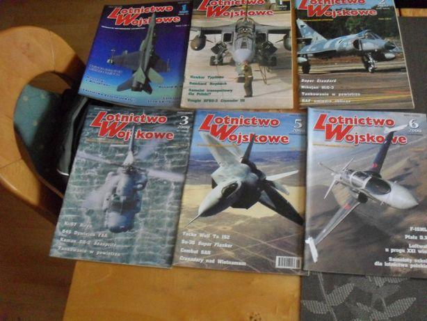 Lotnictwo Wojskowe - 6 numerów