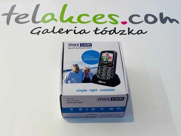 Maxcom Senior Comfort MM461BB Telakces Galeria Łódzka Cena: 129zł